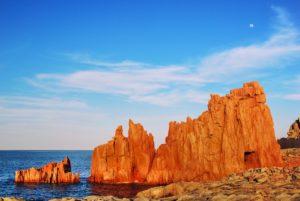 Roccie Rosse di Arbatax