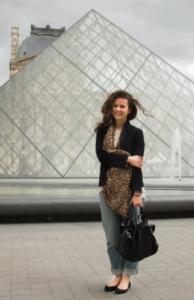 Giulia - Louvre Abu Dhabi
