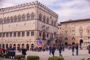 Perugia Palazzo dei Notari