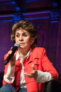 Franca Leosini al Festival Internazionale del Giornalismo