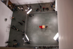 Marina Abramovic's Moma NY Silent Revolution in Performance Art