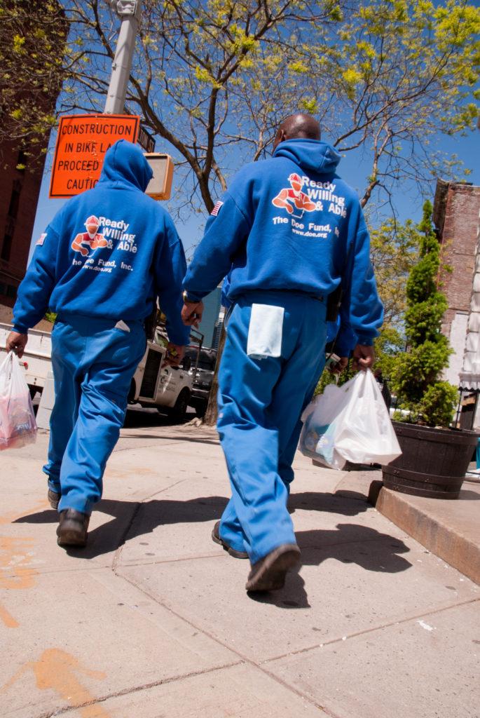 NewYork NYC worker