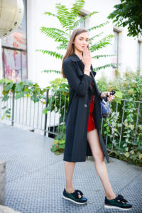 pfw 2016 pfwss17 paris giorgiacorti fashionweeks printemps ete palais de tokyo model topmodel